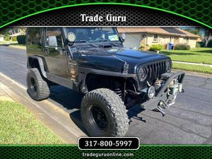 1998 Jeep Wrangler for Sale in Venice, FL
