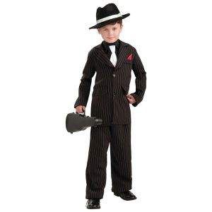 Brand New Littlest Gangster Child Costume, Large for Sale in Bexley, OH
