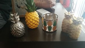 Pineapple decor for Sale in Clearwater, FL