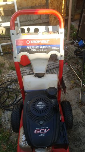 PRESSURE WASHER Like it is for Sale in Tampa, FL