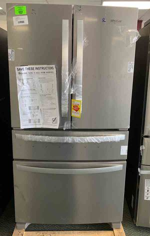 New whirlpool four drawer refrigerator!! Stainless steel Brand New!! Comes with warranty XF46O for Sale in Hawthorne, CA