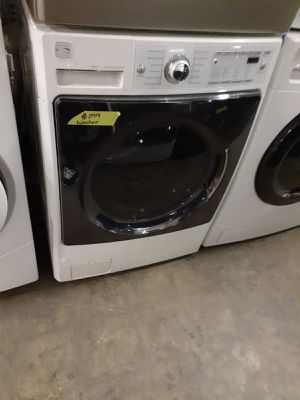 KENMORE front loading washer machine working perfectly with 4 months warranty for Sale in Baltimore, MD