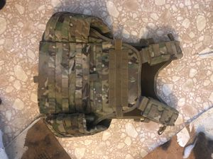 Condor Tactical vest/ plate carrier for Sale in Federal Way, WA