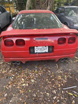 92 Chevy corvette for Sale in Miami Gardens, FL