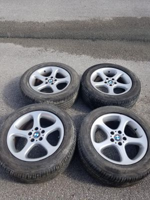 Rims 18 bmw 5 lugs 120 mm for Sale in Fort Lauderdale, FL