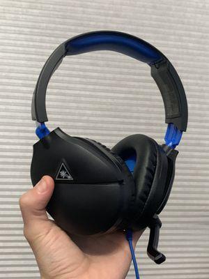 Turtle Beach Recon 70 headset (blue) for Sale in Lake Stevens, WA