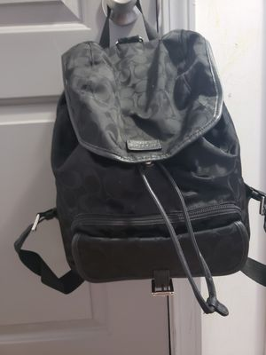 Coach backpack for Sale in Alsip, IL