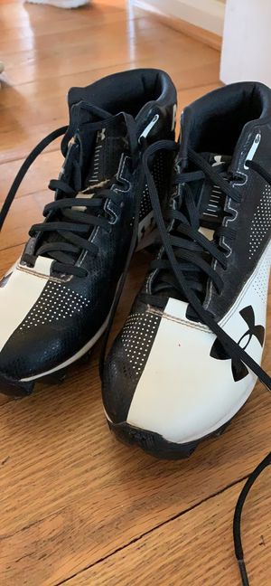 Under Armour lacrosse cleats for Sale in Gaithersburg, MD
