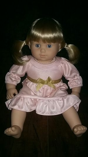 American Girl Bitty Twin Girl Doll In Outfit for Sale in Newport Beach, CA