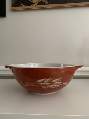 Large vintage Pyrex mixing bowl for Sale in Alpharetta, GA
