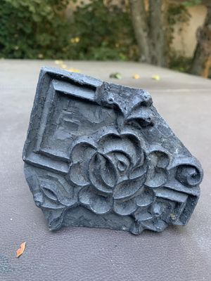 Antique Woodblock for Sale in Portland, OR