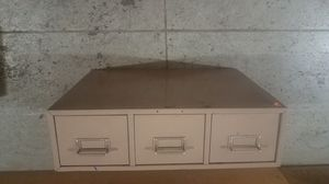 Metal file cabinet for Sale in Oakland, CA