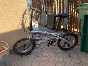 Folding bike in great condition for Sale in Oakland, CA