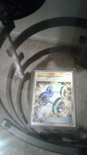 Pokemon Gold Card for Sale in Burbank, CA