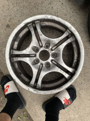 E46 m package rim 17 inch for Sale, used for sale  Bronx, NY
