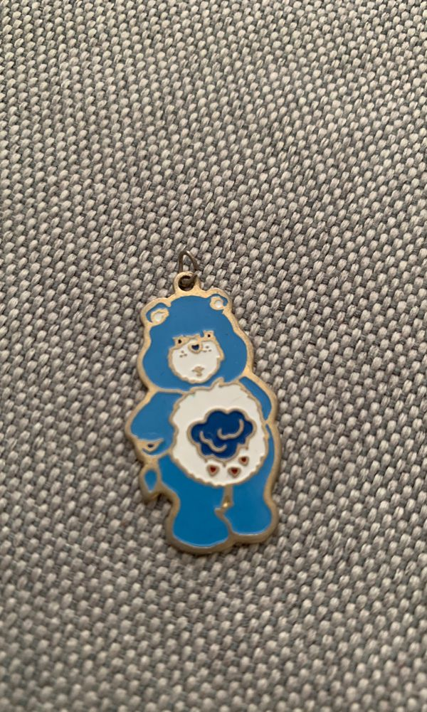 Care Bear necklace charm