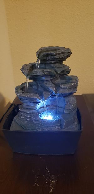 Indoor water fountain.. for Sale in Saginaw, TX