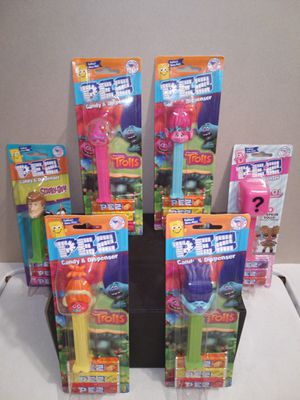 Pez Toys 2/$3.00 for Sale in Greenbelt, MD