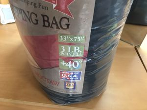 New sleeping bag for Sale in Westbury, NY