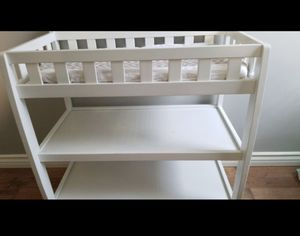 Changing table with pad for Sale in Bellflower, CA