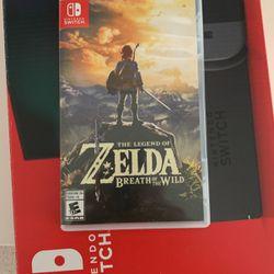 Zelda Nintendo Switch for Sale in Orlando,  FL