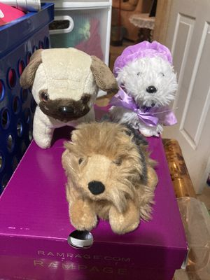 American Girl Doll Sized Dogs for Sale in Lake Worth, FL