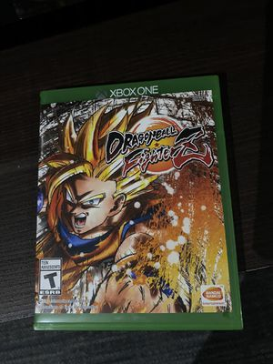 Dragon Ball FighterZ Xbox One for Sale in Ontario, CA