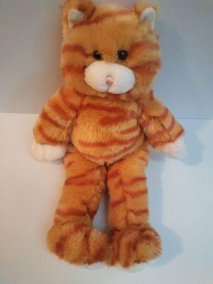 Build-A-Bear orange tabby cat kitten plush stuffed animal for Sale in Norcross, GA