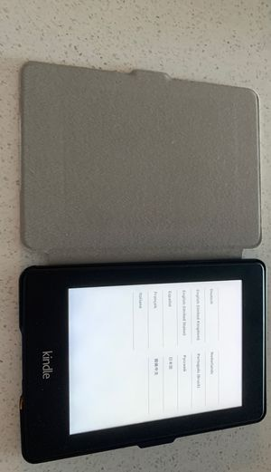 Kindle paperwhite2 for Sale in Sunnyvale, CA