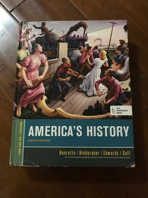 America's history for the ap course + strive for a 5 book (set) for Sale in Phoenix, AZ