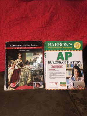 AP european history for Sale in The Bronx, NY