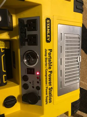 Portable power and air station 75$ for Sale in Los Angeles, CA