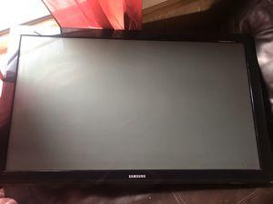 "Samsung 55"" tv for Sale in Cedar Creek, TX"