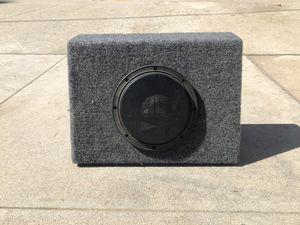 JL Audio speaker for Sale in Altadena, CA