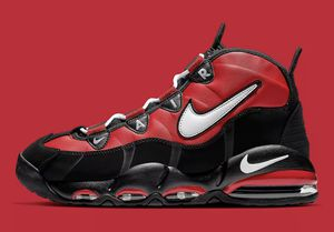 """Nike Air Max Uptempo '95 """"Chicago Bulls"""" CK0892-600 Red White Black Men's Shoes for Sale in Fort Myers, FL"""
