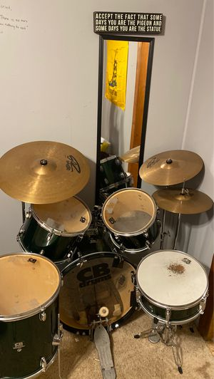 CB Drums Drumset for Sale in Cleveland, TN