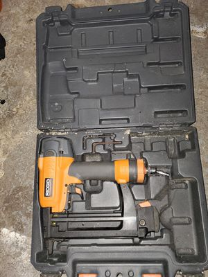 Rigid finishing nailer for Sale in Portland, OR