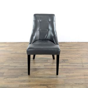 Gray Bonded Leather Dining Chair (1162381) for Sale in San Bruno, CA