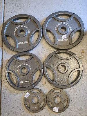 Olympic weights for Sale in Stockton, CA