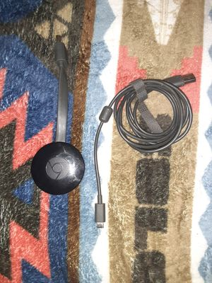 Google Chromecast Model NC26A5 GEN 2 for Sale in Los Angeles, CA