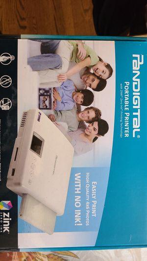 Portable photo printer -$25 for Sale in San Lorenzo, CA