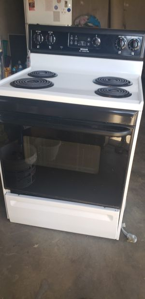 Stove Electric for Sale in Fresno, CA