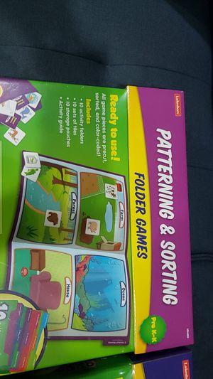 Folder learning .. 30$ each for Sale in Golden Oak, FL