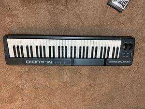 M-Audio keystation61 for Sale in Brockton, MA