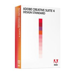 Adobe Creative Suite Design Standard CS4 software for Mac OS for Sale in Belmont, CA