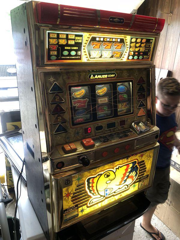 Aruze Corp Slot Machine