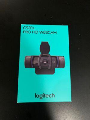 New in box Logitech C920s for Sale in Sunnyvale, CA