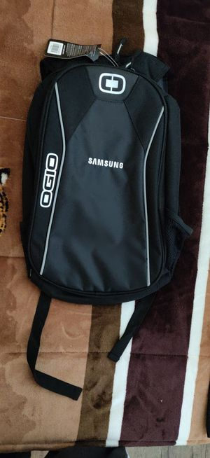 Authentic OGIO backpack Samsung official for Sale in Los Angeles, CA