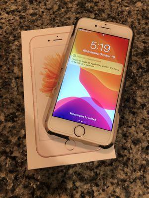 IPhone 6S Unlocked for Sale in Lynnwood, WA