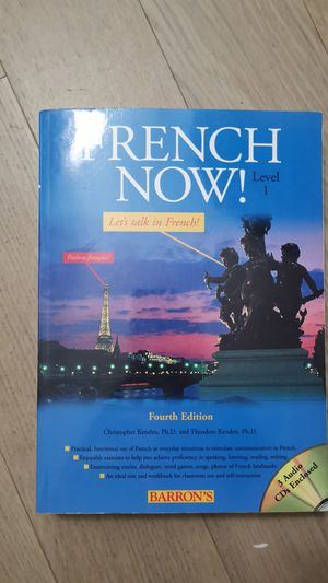 French Level 1 for Sale in New York, NY